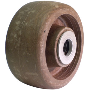 WHL 4x2 HT GL/NY BRN 3/4 RB  - 3/4 in. Roller Bearing - WHEELS