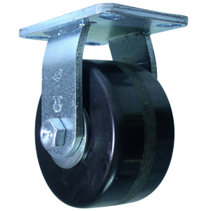 RIG 6x3 PHEN PLT RB  - 6 in.             ( 152 mm ) - CASTERS