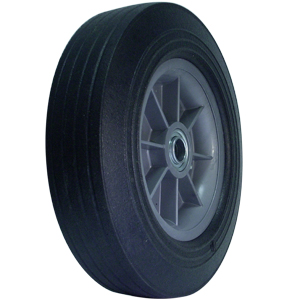 WHL SEMI-PNEU 10x2.75 OFF 3/4 BB PHUB  - 3/4 in. Ball Bearing - WHEELS
