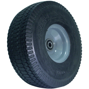 WHL 10'' FLATFREE OFF 1/2 PBB  - - NONE - - WHEELS
