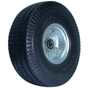 WHL 10'' FLATFREE OFF 3/4 PBB  - - NONE - - WHEELS