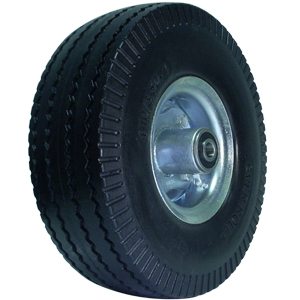 WHL 10'' FLATFREE SYM 1/2 PBB  - - NONE - - WHEELS