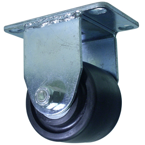 RIG 2-1/2 x 1-13/16 POLYO PLT PB  - 2 1/2 in.         ( 64 mm ) - CASTERS