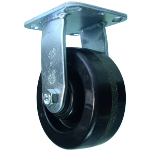 RGD 5x2 PHEN PLT RB  - 5 in.              ( 127 mm ) - CASTERS