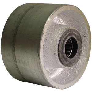 WHL 3.25x2 CAST RB 3/4  - 3/4 in. Roller Bearing - WHEELS