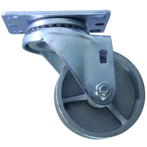 SWL 3 x 1-1/4 SEMI STEEL PLT SLV  - 3 in.               ( 76 mm ) - CASTERS