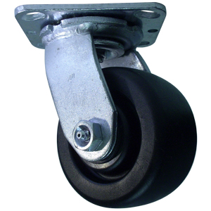 PIV 4x2 POLYO PLQ DEL  - 500 - 599 lb.            ( 227 - 272 kg ) - ROULETTES