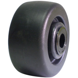 WHL 4x2 POLYO C/W 3/4 DEL  - 4 in.              ( 102 mm ) - WHEELS