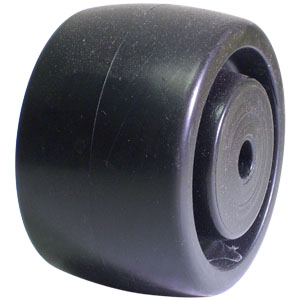 WHL 3x1 13/16 POLYO PB 3/8  - Plain Bore (PB) - WHEELS
