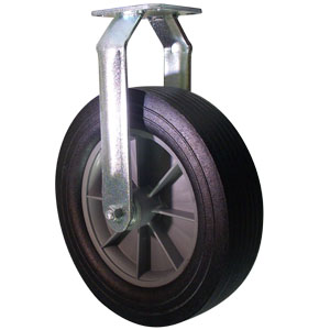 RGD 12 x 3 SEMI-PNEU BB  - 12 in.            ( 305 mm ) - CASTERS