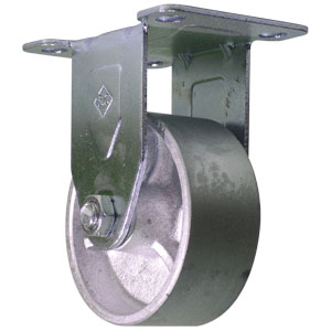 RGD 3x1-1/4 SEMI STEEL PLT STEEL SLV  - 3 in.               ( 76 mm ) - CASTERS