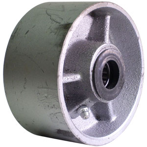 WHL 4x2 CAST 3/4 RB  - 4 in.              ( 102 mm ) - WHEELS