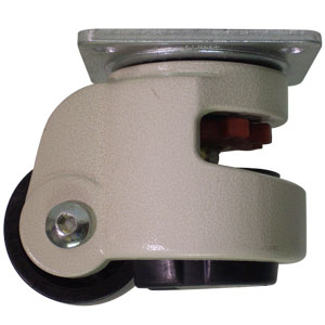 SWL  2 1/2 NY LEVELING CASTER PLATE  - Swivel Top Plate ( S ) - CASTERS
