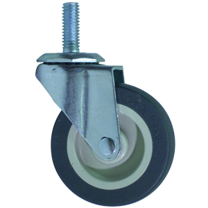SWL 2-1/2x13/16 URE/POLYO STEM THRD 3/8x1  - 2 1/2 in.         ( 64 mm ) - CASTERS