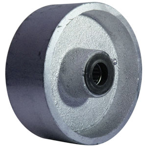 WHL 5 x 2 SEMI-STEEL RB 3/4  - 5 in.              ( 127 mm ) - WHEELS