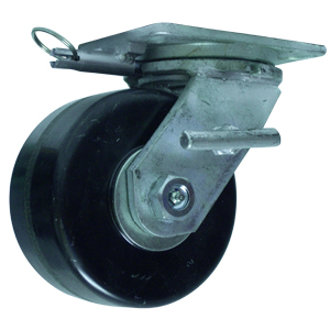 SWL 6x3 PHEN PLT RB THBRK 4PSL  - 2,000 - 3,499 Lbs      ( 908 - 1,587 kg )  - CASTERS