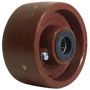 WHL 4x2 DUCTILE RD CRW 3/4 RB  - 4 in.              ( 102 mm ) - WHEELS