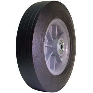 WHL SEMI-PNEU 10x2.75 SYM 1/2 BB PHUB  - - NONE - - WHEELS