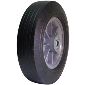 WHL SEMI-PNEU 10x2.75 SYM 5/8 BB PHUB  - - NONE - - WHEELS