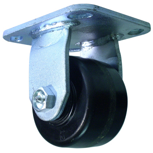 RGD 3-1/4 x 2 PHEN PLT RB  - Roller Bearing (RB) - CASTERS