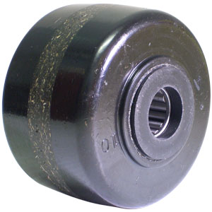 WHL 3.25x2 PHEN RB 3/4  - 3/4 in. Roller Bearing - WHEELS