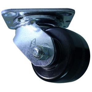 SWL 3-1/4x2 PHENOLIC PLT RB  - 700 - 799 Lbs            ( 318 - 362 kg ) - CASTERS