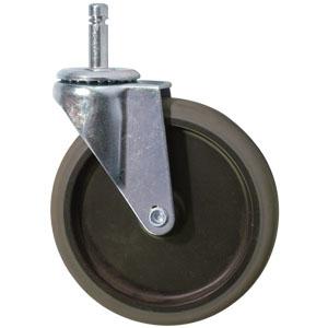 PIV 5x1 CAOUGR TIGE BGE 7/16x1 3/8  - 5 po             ( 127 mm ) - ROULETTES