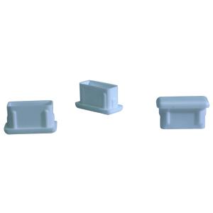 INS REC (16-18) 1/2 X 1 WHITE  - Miscellaneous Tube - INSERTS