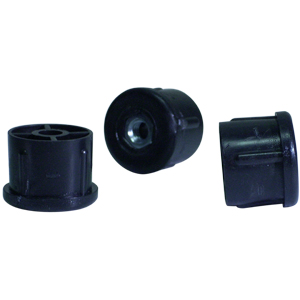 INS RND 1-1/4 (16-18) THRD 5/16(18) BLACK  - 5/16 (18) Threaded - ADAPTERS