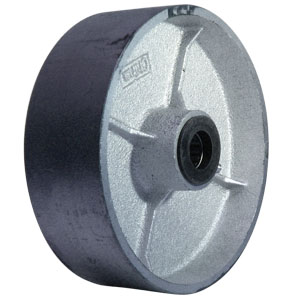 WHL 6x2 SEMI-STEEL 3/4 RB  - 6 in.             ( 152 mm ) - WHEELS