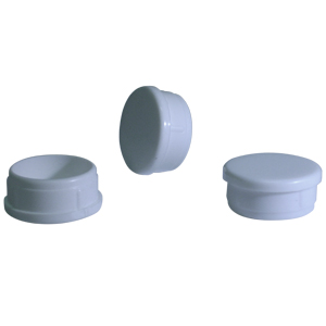 INS RND 1-1/4 (16-18) BLANC  - Rond 1 1/4   po  Dia. Ext.. - INSERTS