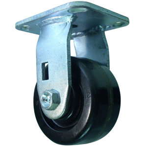 RGD 4x2 PHEN PLT RB  - 4 in.              ( 102 mm ) - CASTERS