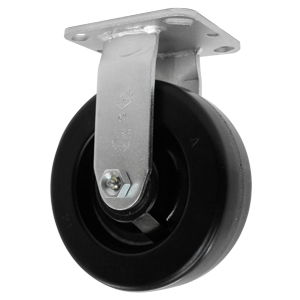 RIG 6x2 PHEN PLT RB  - 6 in.             ( 152 mm ) - CASTERS