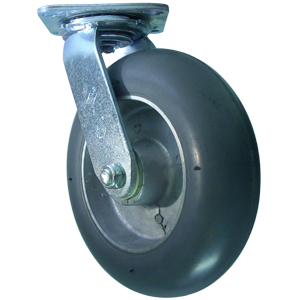 SWL 8x2 GR BALLOON PLT RB  - 400 - 499 Lbs            ( 182 - 226 kg ) - CASTERS