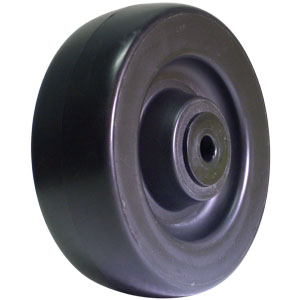 WHL 6x2 POLYO 1/2 DEL  - 6 in.             ( 152 mm ) - WHEELS