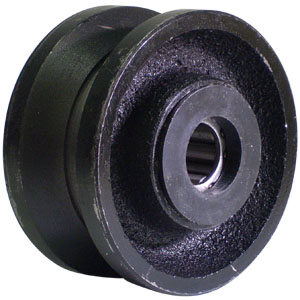 WHL 3x1.5 VGROOVED 5/8 RB  - 5/8 in. Roller Bearing - WHEELS