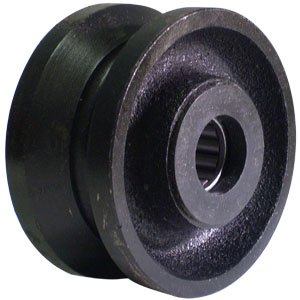 WHL 3x1.5 VGROOVED 3/4 RB  - 3/4 in. Roller Bearing - WHEELS