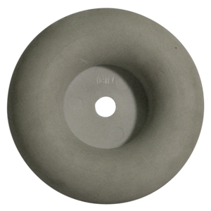 BUMPER RND 3-1/4  GREY HOLE 11/32  - Vinyl  - MISCELLANEOUS   PRODUCTS