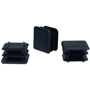 INS 1 SQR (14-23) BLACK  - Square Tube - INSERTS