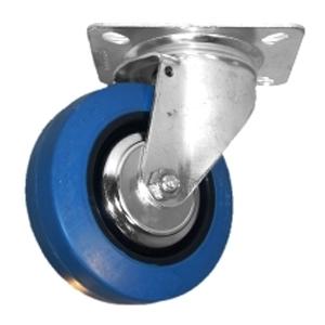 SWL 4x1-1/4 NEO. BLUE PLT BB  - Blue - CASTERS