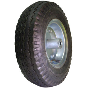WHL 12'' PNEU SYM 1/2 BB  - 400 - 499 Lbs            ( 182 - 226 kg ) - WHEELS