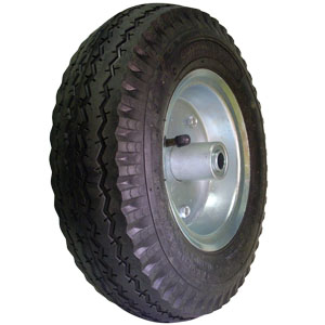 WHL 12'' PNEU SYM 5/8 BB  - 400 - 499 Lbs            ( 182 - 226 kg ) - WHEELS