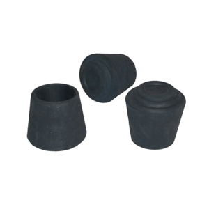 CAP RND 1 SOFT CRUTCH TIP  - - NONE - - CAPS