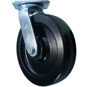 SWL 8x2 PHEN PLT RB  - 1,200 - 1,499 Lbs      ( 545 - 680 kg ) - CASTERS